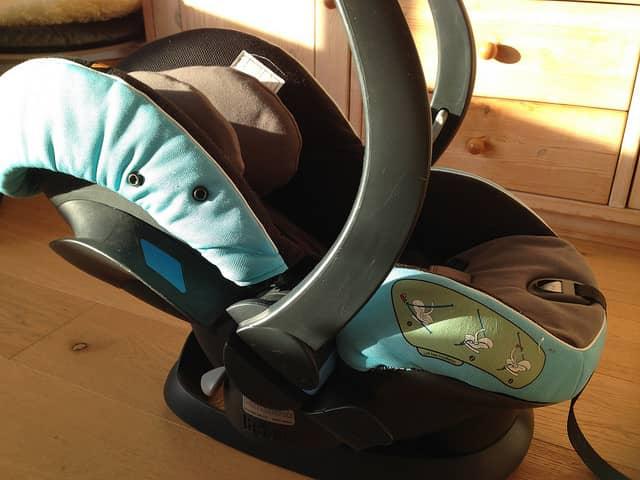 A sérüléseket megelőzi a BeSafe gyerekülés