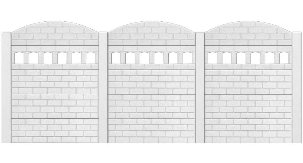 Milyen egy jó betonkerítés?