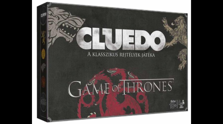 Cluedo társasjáték az egész családnak!
