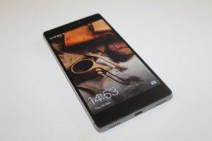 Huawei okostelefon