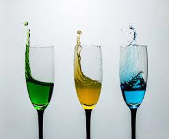 Miért nyújt a kék pezsgő?