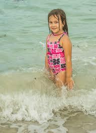 Megfelel az elvárásoknak a kislány fürdőruha