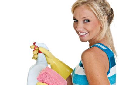 A beázás utáni takarítás akciósan is történhet