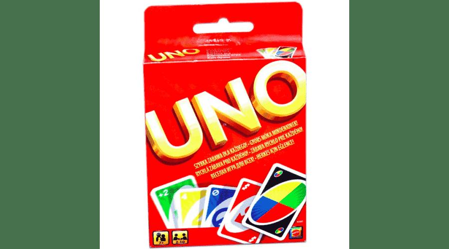 Uno kártyajáték nemcsak nagyobbaknak